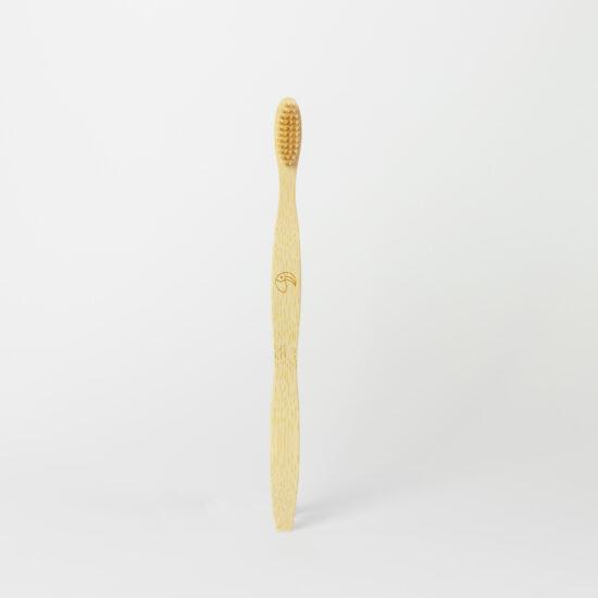 cepillo bambú compostable